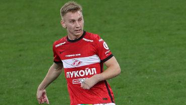 Шалимов заявил, что игроку «Спартака» Умярову 25 лет, ане20