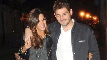 Бывший вратарь «Реала» Касильяс развелся сженой