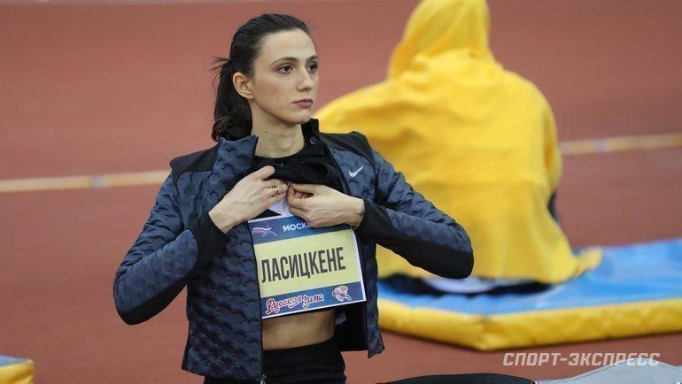 Мария Ласицкене. Фото Федор Успенский, «СЭ»