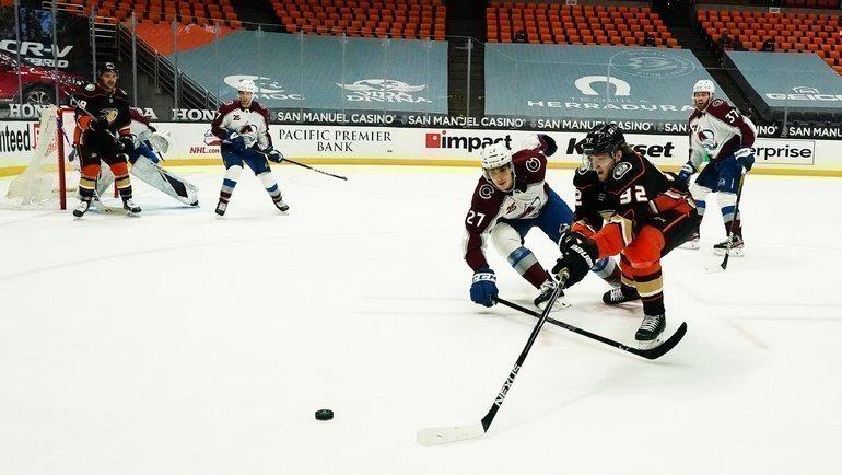 Александр Волков. Фото USA Today Sports