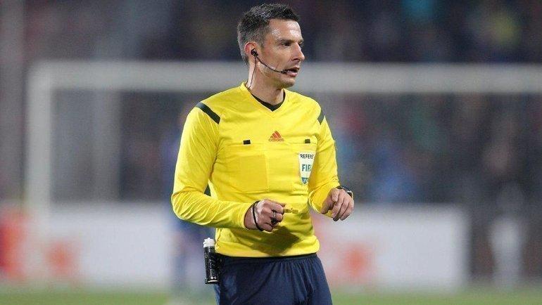 Славко Винчич. Фото uefa.com