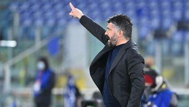 Гаттузо может покинуть «Наполи» истать главным тренером «Фиорентины» Кокорина