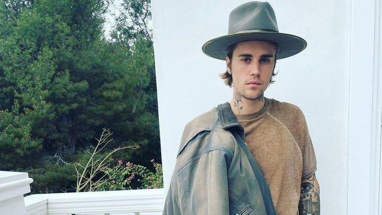 Джастин Бибер. Фото Instagram