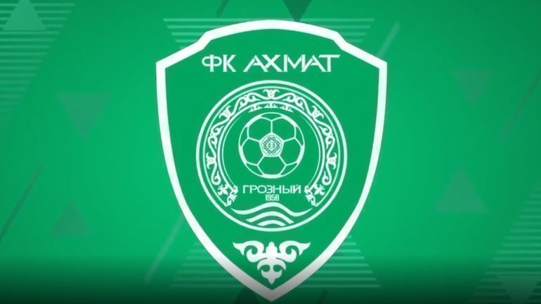 Эмблема «Ахмата». Фото ФК «Ахмат», Instagram