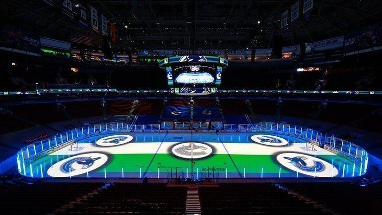 Арена «Ванкувера». Фото Instagram