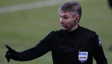 УЕФА отстранил Лапочкина заматч «Вентспилс»— «Бордо». Акак онего судил?