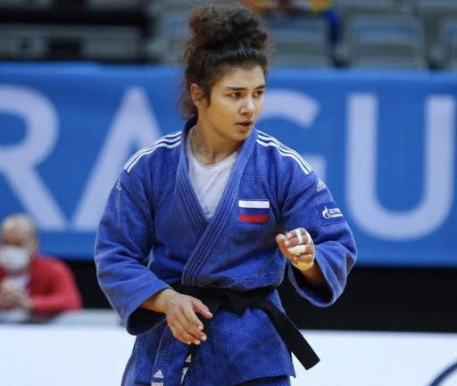 Мадина Таймазова. Фото Министерство спорта РСО-Алания.