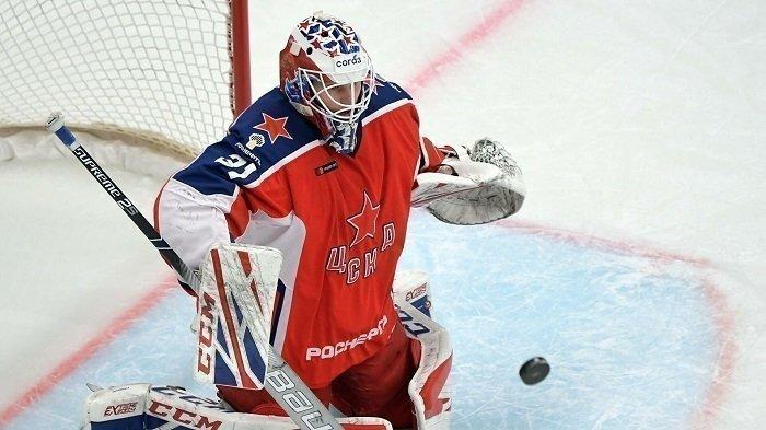 Ларс Юханссон. Фото allhockey.ru