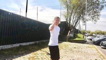 Кокорин продолжает тренироваться индивидуально ипропустит матч с «Сассуоло»