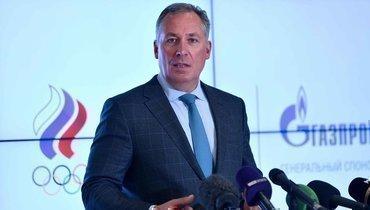 Станислав Поздняков: «Рассчитываем, что вТокио выступят 300-350 россиян»
