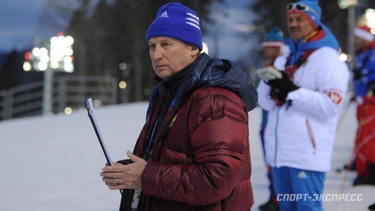 Валерий Польховский. Фото Федор Успенский, «СЭ»