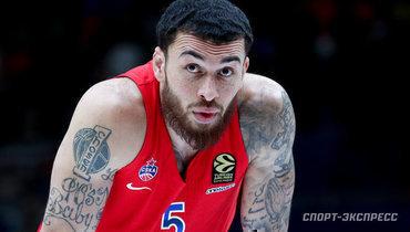 Разыгрывающий ЦСКА Джеймс может стать игроком «Нью-Йорка»
