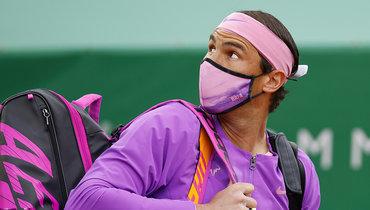 Надаль назвал фаворита полуфинала Рублев - Рууд на турнире в Монте-Карло