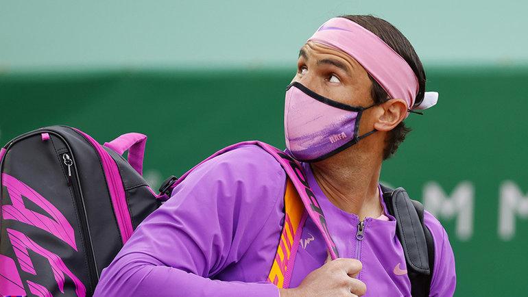 Рафаэль Надаль. Фото Reuters