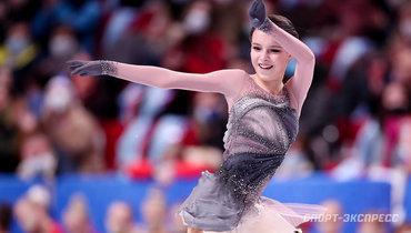Щербакова— опобеде накомандномЧМ: «Чувствую даже больше радости, чем отпобеды наличном чемпионате мира»