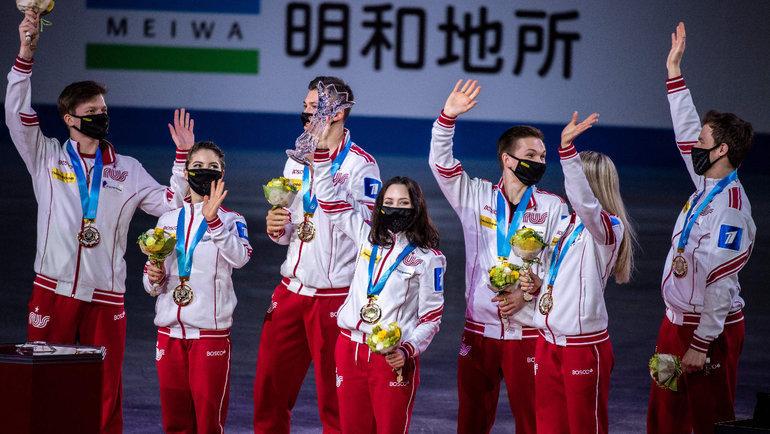 Сборная России без грубых ошибок выиграла командныйЧМ. Что это значит для олимпийского турнира?