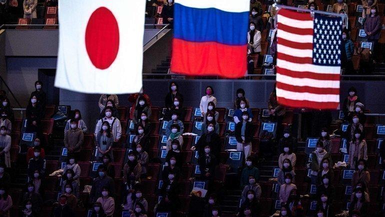 Сборная России выиграла командный чемпионат мира. Фото AFP