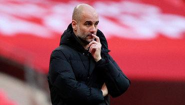 Гвардьола назвал причину поражения «Манчестер Сити» от «Челси» вполуфинале Кубка Англии