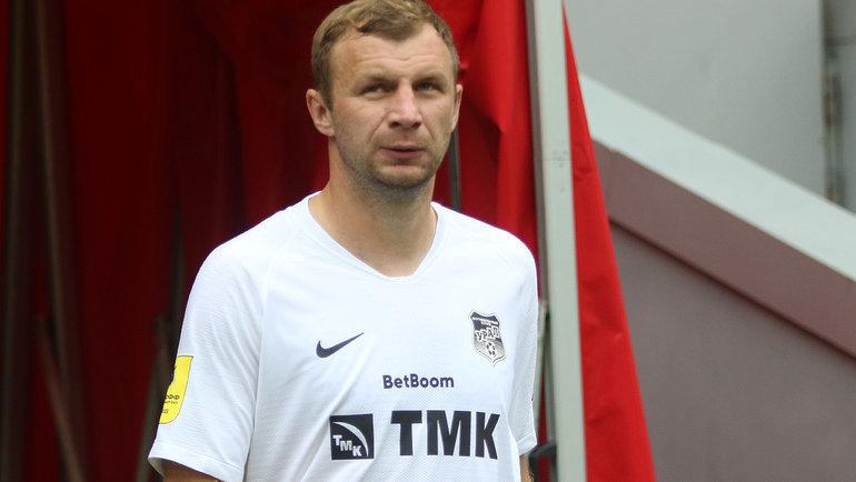 Владимир Рыков. Фото ФК «Урал».
