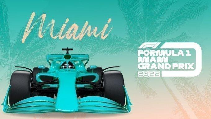 «Гран-при вМайами». Фото Twitter