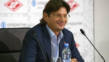 Леонид Федун поздравил «Спартак» с99-летием