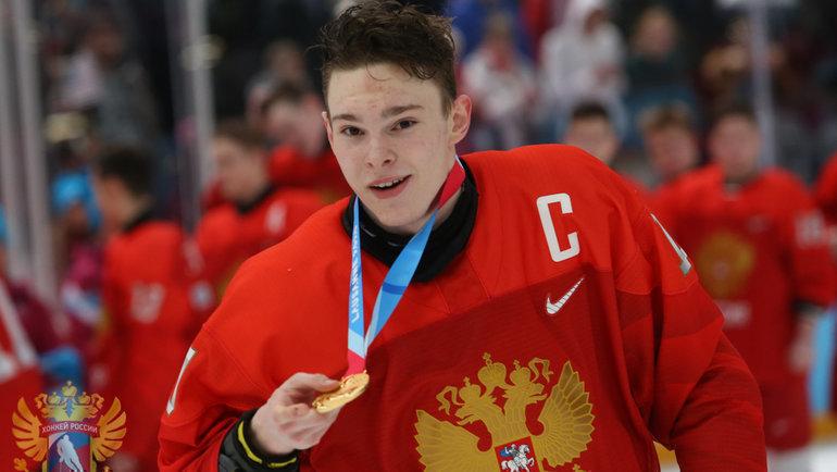 Иван Мирошниченко. Фото ФХР