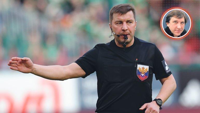 «Вилков ждал, когда Гигович ответит нафол Жемалетдинова. Иэто непросто судейская ошибка». Мнение Хусаинова