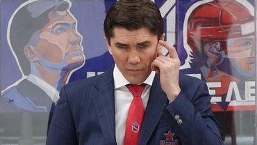 Игорь Никитин прокомментировал поражение от «Авангарда» впервом матче финала Кубка Гагарина