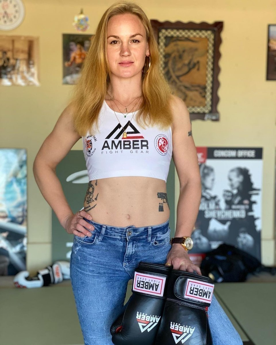 «Непомню, когда впоследний раз плакала». Валентина Шевченко— онелюбви кбане, слезах иновой форме UFC