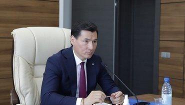 Минюст России отказал главе Калмыкии Хасикову вгосрегистрации ФКР