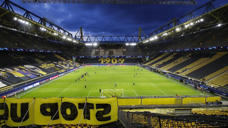 Дортмундская «Боруссия» отказалась отучастия вСуперлиге. Фото Reuters