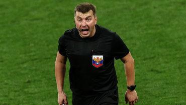 Хачатурянц объяснил пожизненное отстранение Вилкова отсудейства