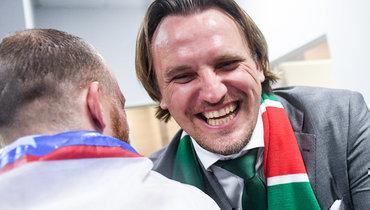 Булыкин считает, что у «Локомотива» есть шансы начемпионство