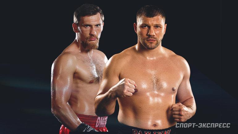 Дмитрий Кудряшов (слева) иЕвгений Романов. Фото «СЭ»