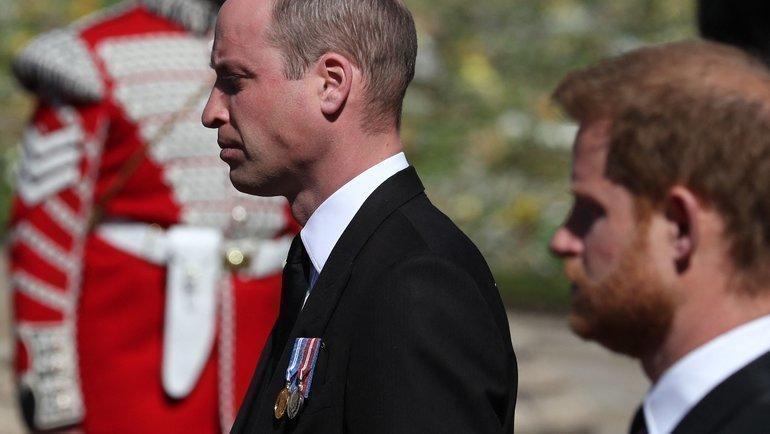 Принц Уильям. Фото AFP