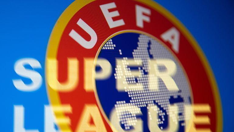 Комитет УЕФА обсудит возможное исключение клубов-основателей Суперлиги Европы изЛиги чемпионов. Фото Reuters