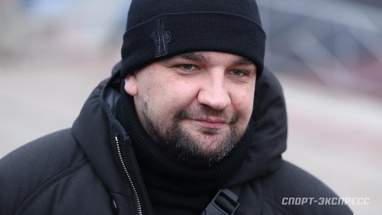 Василий Вакуленко (Баста). Фото Федор Успенский, «СЭ»