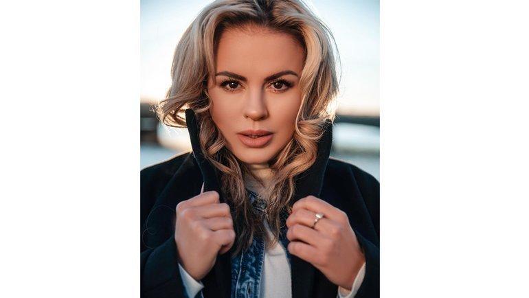Анна Семенович. Фото изличного архива Анны Семенович