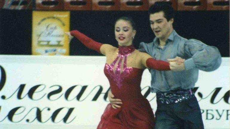 Анна Семенович иВладимир Федоров. Фото изличного архива Анны Семенович