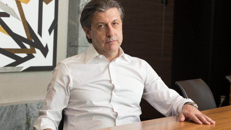 Ашот Хачатурянц. Фото РФС