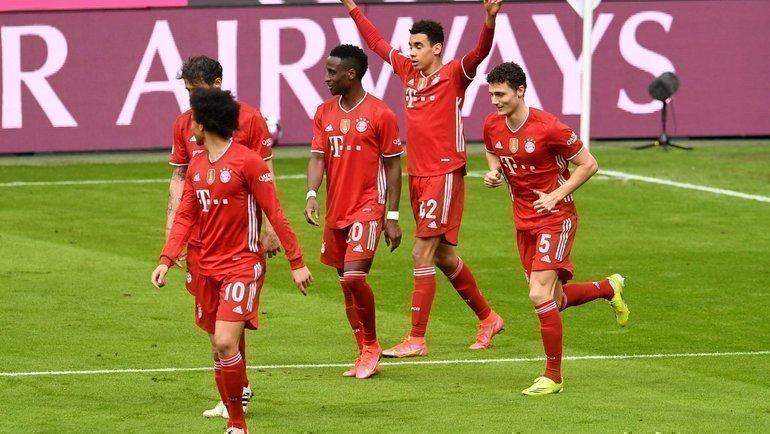 «Бавария» заявила, что небудет принимать участие вСуперлиге. Фото Reuters