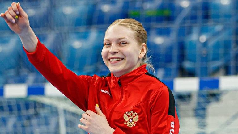 Российские гандболистки победили Турцию. Фото rushandball, Instagram