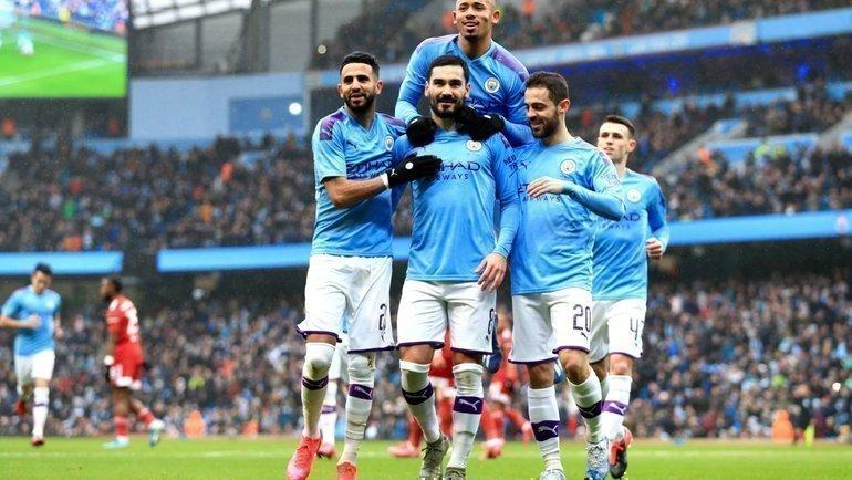 «Манчестер Сити» хочет выйти из Суперлиги. Фото ФК «Манчестер Сити»