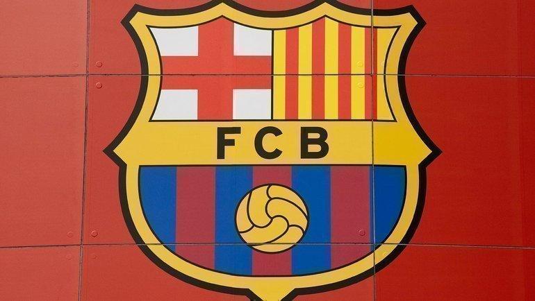 Эмблема «Барселоны». Фото «СЭ» / Canon EOS-1D X Mark II