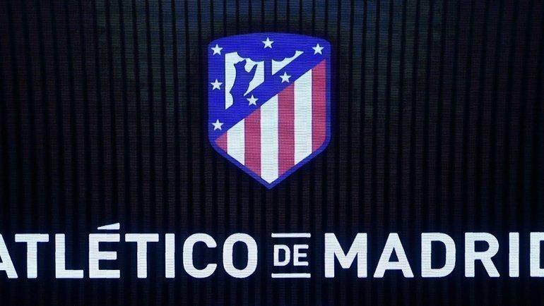 Эмблема «Атлетико». Фото AFP