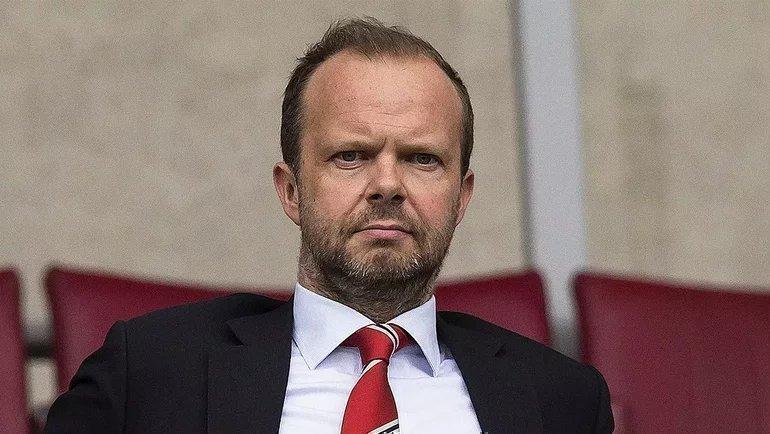 ЭдВудворд подал вотставку споста председателя правления «Манчестер Юнайтед». Фото ФК «Манчестер Юнайтед»