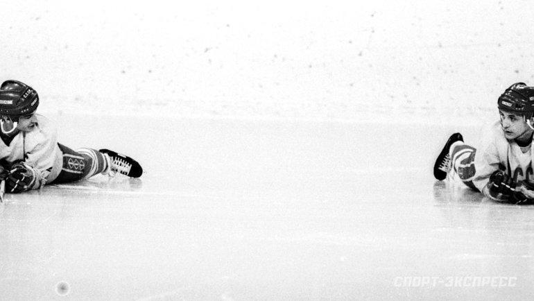 Онстал одним излучших всуперкоманде Тихонова, атретью Олимпиаду взял после развала СССР. Великий талант Андрея Хомутова