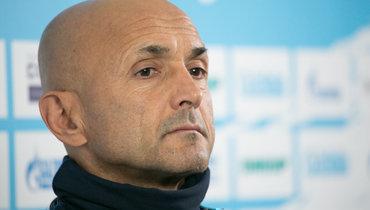 СМИ: бывший тренер «Зенита» Спаллетти согласовал двухлетний контракт с «Наполи»