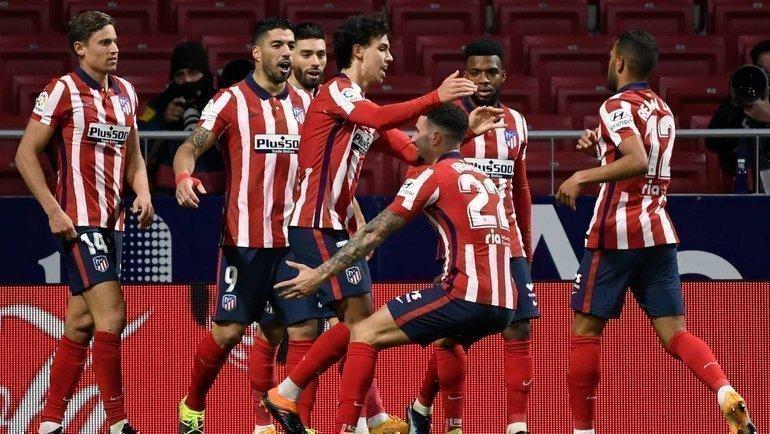 «Атлетико» принял решение покинуть Суперлигу. Фото Twitter