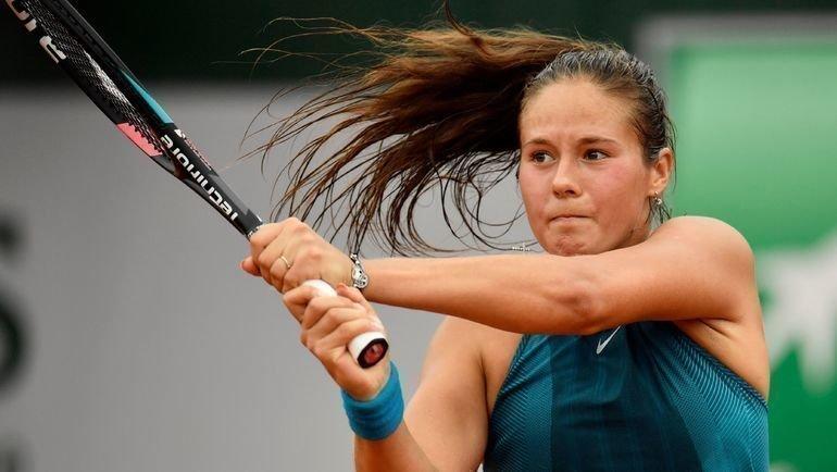 Дарья Касаткина. Фото Reuters